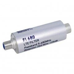 Filtro de rechazo LTE 2 interior de 12-25 dB