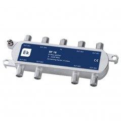 Distribuidor 8 salidas paso DC 12-15,5 dB pérdida de inserción Clase A
