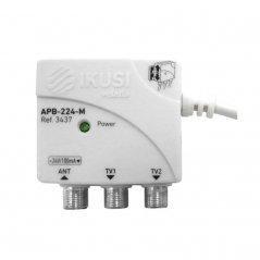Micro alimentador conmutado 24V-100 mA 1e/2s (47-862 MHz)