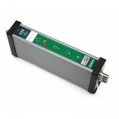 Amplificador monocanal UHF 52 dB regulable -30 dB