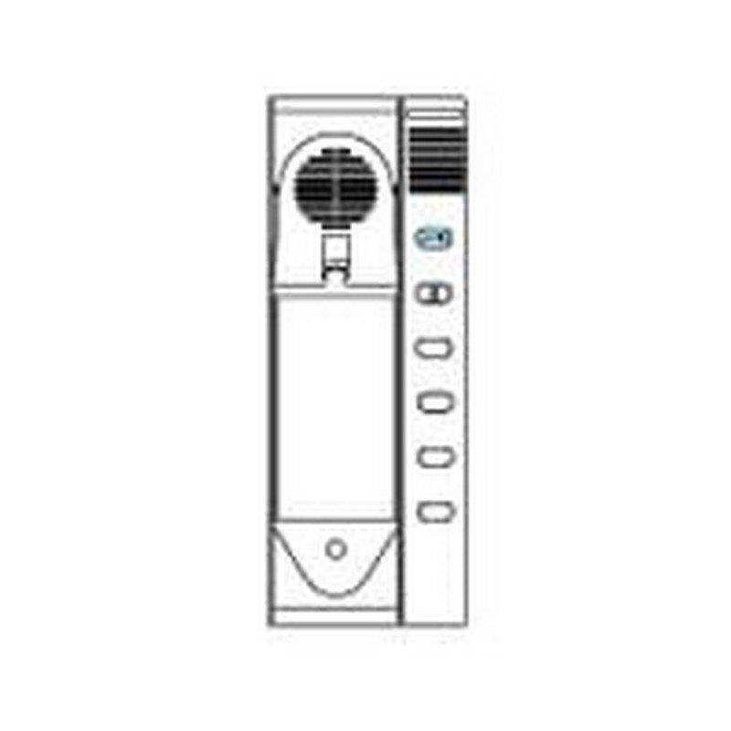 Repuesto original de la cubierta del teléfono blanca de la serie Citymax de porteros y videoporteros de FERMAX