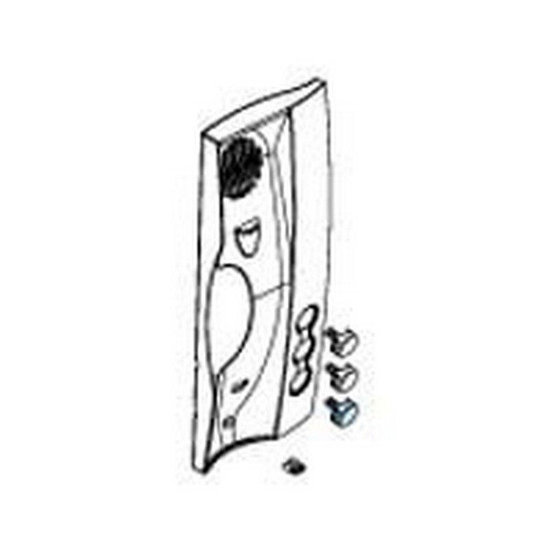 Repuesto original de la cubierta frontal del teléfono extra de la serie LOFT de porteros y videoporteros de FERMAX