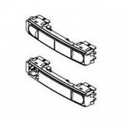 Repuesto original del pulsador simple City Classic de la serie Cityline Classic de porteros y videoporteros de FERMAX