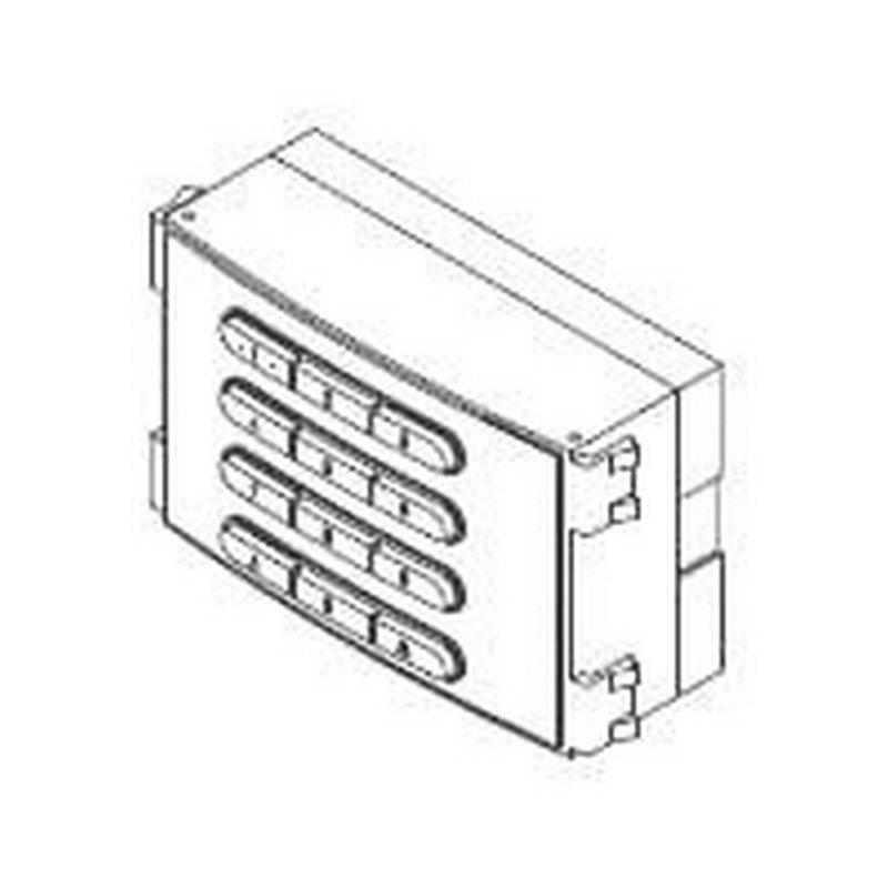 Repuesto original del teclado VDS digital de la serie Cityline Classic Digital de porteros y videoporteros de FERMAX