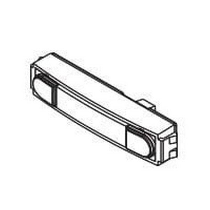 Repuesto original del pulsador doble de la serie Cityline de porteros y videoporteros de FERMAX