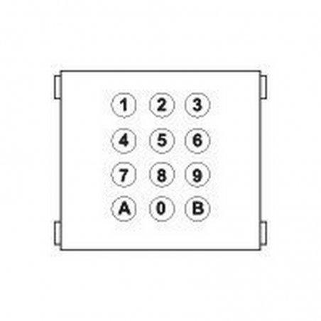 Repuesto original del teclado digital VDS/BUS2/MDS de la serie Cityline de porteros y videoporteros de FERMAX