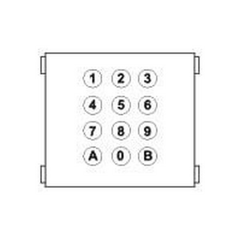 Repuesto original del teclado Memokey de la serie Cityline de porteros y videoporteros de FERMAX