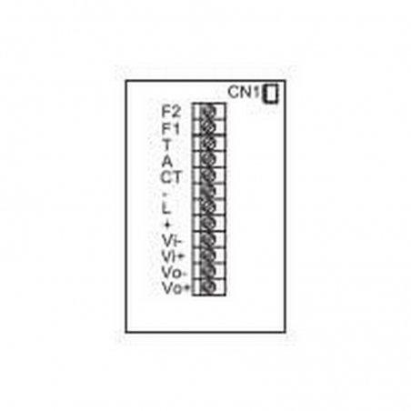Repuesto original del set del conector monitor de la serie Visión 5 de porteros y videoporteros de FERMAX