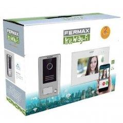 Kit de Vídeo WAY-FI 7 1/L de Fermax