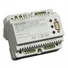 Adaptador PC RS232 a RS485 de Fermax