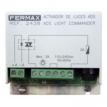 Activador Luces-Timbre VDS de Fermax
