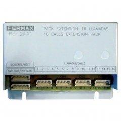 Módulo de Extension 16 Llamadas de Fermax