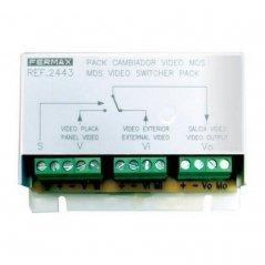 Cambiador MDS DIRECT/City de 1 acceso de vídeo