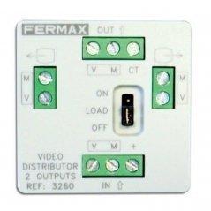 Distribuidor Mini Vídeo 2s de Fermax