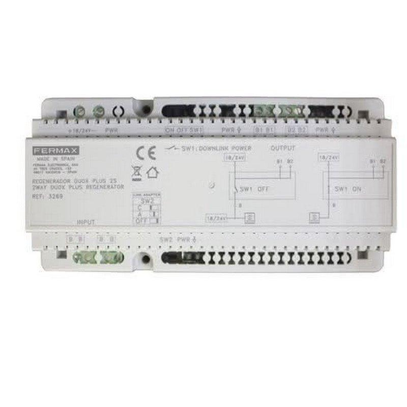 Regenerador Duox Plus 2s de Fermax