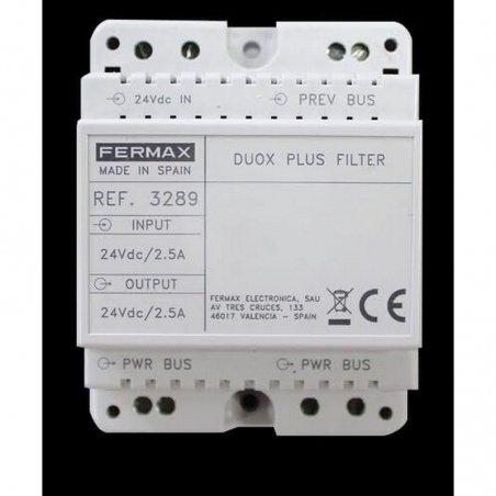 Filtro Duox Plus 24vdc de Fermax