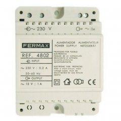 Alimentador DIN4 230vac/12vac-1a de Fermax