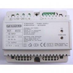Alimentador DIN6 100-240vac/18vdc-3.5a de Fermax