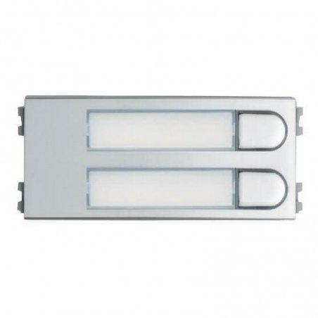 2 Pulsadores 102 V Duox/Bus2/VDS SKYLINE de Fermax