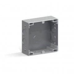 Caja de empotrar del kit City S1 de portero y videoportero