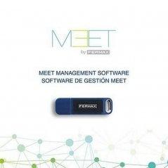 Software de Gestión MEET de Fermax