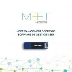 Software de Gestión MEET de Fermax