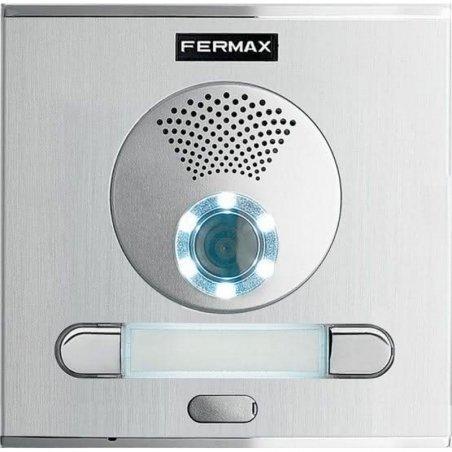 Placa de kit de videoportero City VDS 2/L de Fermax (ref. 48515)