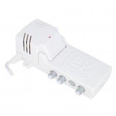 Micro central amplificadora 2 entradas: TER filtro LTE 2, SAT