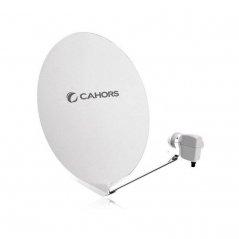 Antena parabólica de 80 cm SMC-80 de Cahors