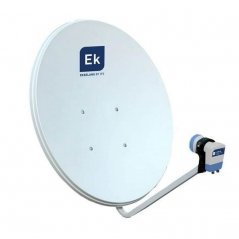 Antena parabólica offset 10,7-12,7 GHz 38 dB de Ekselans