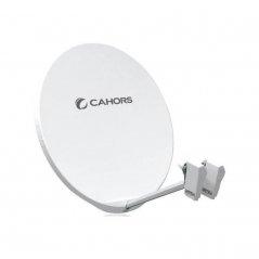 Antena parabólica offset de fibra 100 cm 10,7-12,75 GHz 39 dB de Cahors