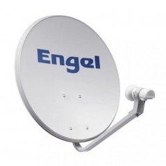 Antena parabólica offset 80 cm 12 GHz 38 dB de Engel