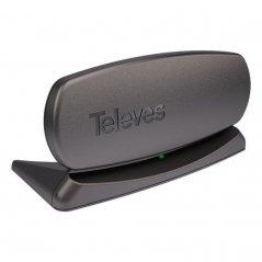 Antena de interior TDT omnidireccional 18 dB de Televés