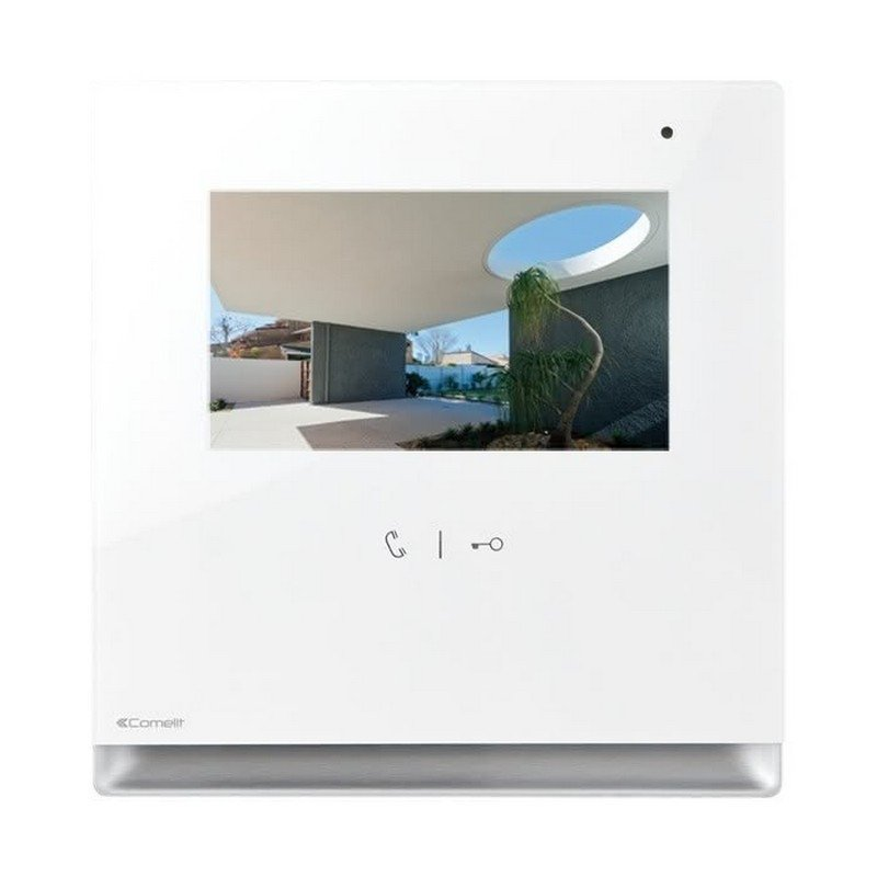 Monitor Icona manos libres H264 VIP de Comelit