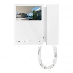Monitor Mini con auricular Simplebus 2 de Comelit