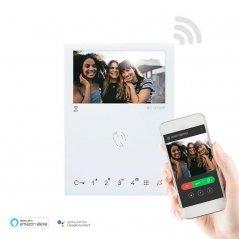 Monitor Mini WiFi manos libres Simplebus 2/VIP de Comelit