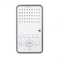 Telefonillo Easycom manos libres con Bucle de inducción VIP de Comelit