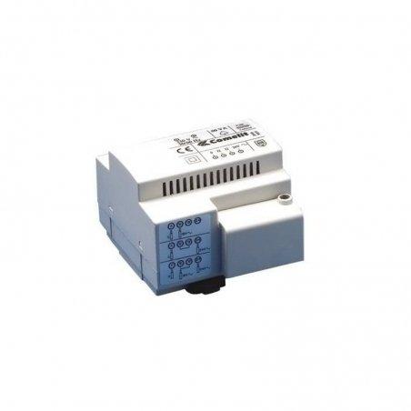 Transformador TX/30D 230v / 12-24 vac 30 va 4+N/Simplebus de Comelit