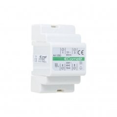 Transformador de 12 vac entrada 230 vac 4+N/Simplebus/ViP de Comelit