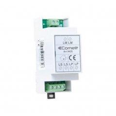 Conmutador Digital de 2 placas de calle Quadra Simplebus 1 de Comelit