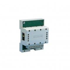 Derivador de 1 entrada 1 salida 4 derivaciones Proteccion integrada Simplebus de Comelit