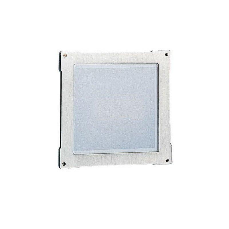 Módulo Informativo iluminado Vandalcom 4+N/Simplebus de acero de Comelit