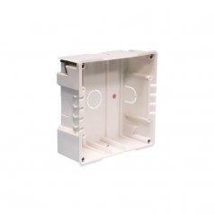 Caja de empotrar en pladur Icona Simplebus 2/VIP de Comelit