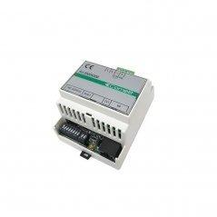 Interfaz ViP para instalaciones Simplebus Simplebus/ViP/Domótica de Comelit