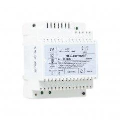 Transformador 20 vdc/14 va con entrada 230 vca 4+N/Simplebus de Comelit