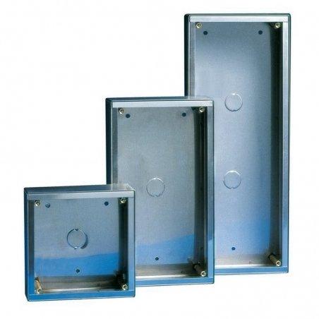 Caja de superficie Vandalcom 3 Módulos 4+N/Simplebus/VIP de Comelit