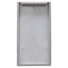 Caja de superficie 3one6 Analog/Touch/Sense 5-6 pulsadores VIP de Comelit