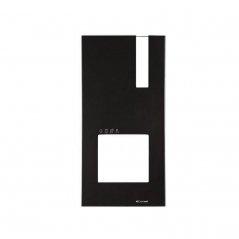 Placa de portero/videoportero Quadra VIP negro de Comelit