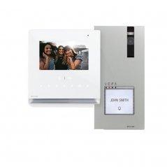 Kit de videoportero Icona Quadra Simplebus 2 de Comelit