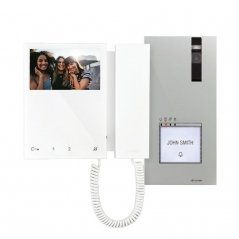 Kit de videoportero Mini Quadra Simplebus/ViP de Comelit